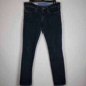 GAP 1969 Always Skinny Dark Wash Jeans Size 8